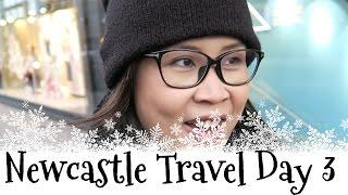 黑咪Travel   Shop with Me + Agoda取消咗我既倫敦酒店Booking Newcastle Travel Day 3
