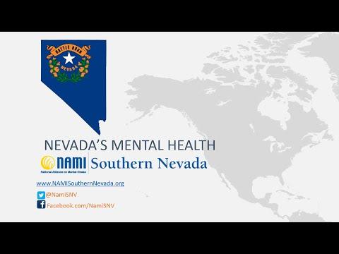 Nevada's Mental Health Report Card 2016