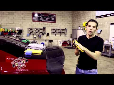 Chemical Guys - How To Protect and Maintain Carbon Fiber - Jetseal109 VertuaBond408