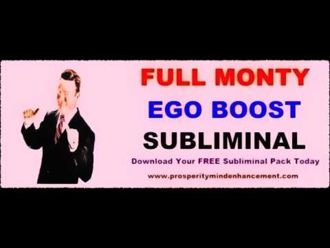 EGO BOOSTER  Binaural Beats & Subliminal Messages Audio