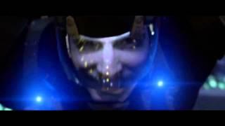 The Flash 1 x 18 Escena:Atomo Salvando a Tina McGee .