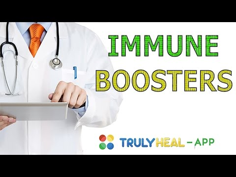 Immune System Booster - How To Boost Your Immune System Fast TRULY HEAL