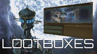 Stellaris - Lootbox Mechanics (And the Amazing GALATRON)