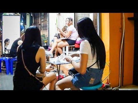 Bangkok Pratunam Nightlife - VLOG 33