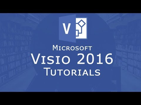 Learn MS VISIO 2016 to Make Professional Diagrams like Business Process Models & more