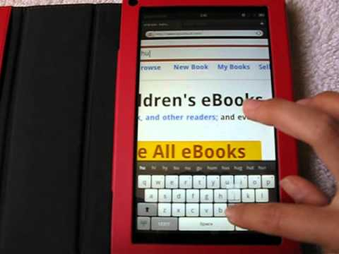 How to get free books on your kindle fire