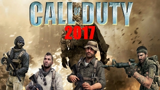 Call of Duty 2017 Tribute