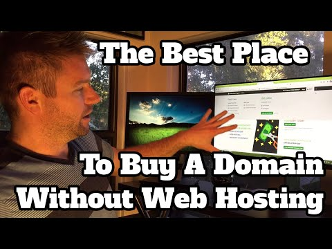 Where To Buy A Domain Name Without Web Hosting