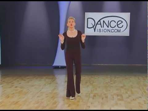 Flexibility Techniques to Improve the Body's Range of Motion Volume I HQ Ballroom Dance DVD
