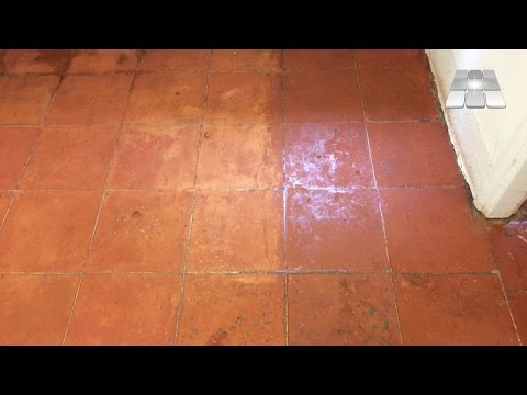Terracotta Sealing Oxford - Professional Terracotta Floor Sealing Oxfordshire