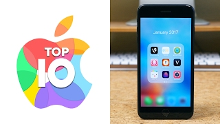Top 10 iOS Apps of January 2017
