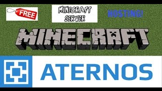 How To Make A Server With Aternos Music Jinni - Minecraft server erstellen kostenlos aternos
