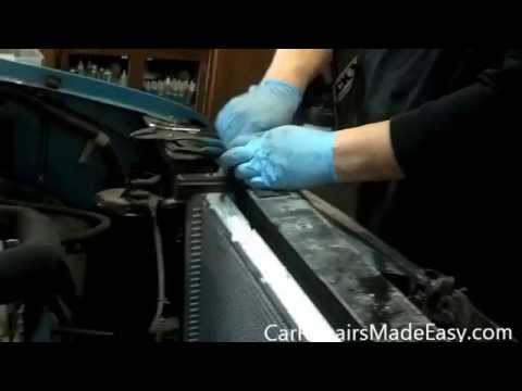 Chevy Pickup 5.7 L Radiator Replacement