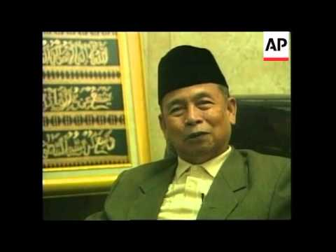 INDONESIA: RAMADAN: FASTING BEGINS