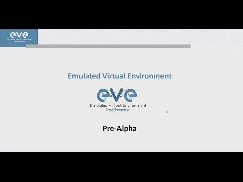 #EVE preview (pre alpha version)