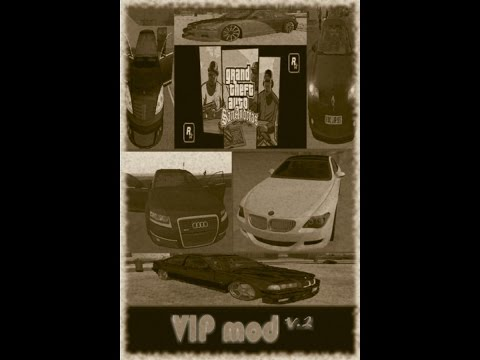 HOW TO DOWNLOAD INSTALL GTA SAN ANDREAS VIP MOD V2.0