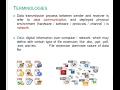 DATA COMMUNICATION TERMINOLOGY