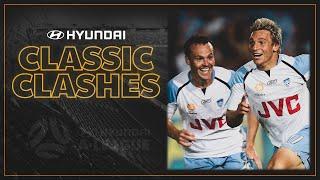 Hyundai A-League Classic Clashes | Central Coast Mariners 4-5 Sydney FC
