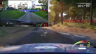 WRC 7 vs Real Life (Finland): Identical Times on Harju with Ott Tänak