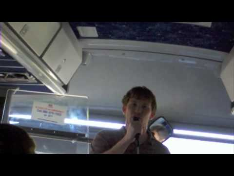 The Bus Ride to Hershey Park
