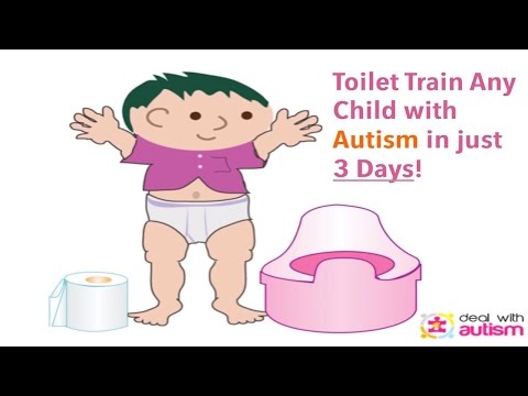 Autism Potty Training in 3 Days? Learn How!