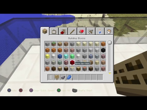 How to make a lightsaber Banner Minecraft