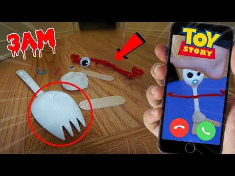 Xxx Mp4 CALLING FORKY FROM TOY STORY 4 ON FACETIME AT 3 AM HE GOT ATTACKED 3gp Sex