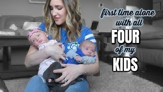 Download Becoming A Daily Vlogger? | DITL WITH 4 KIDS! Video