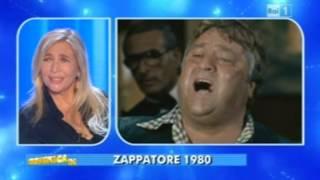"Francesco Merola - Ospite ""A Domenica In"" 16/03/2014"