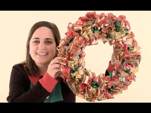 Quick 'n' Crafty: DIY Christmas Wreaths