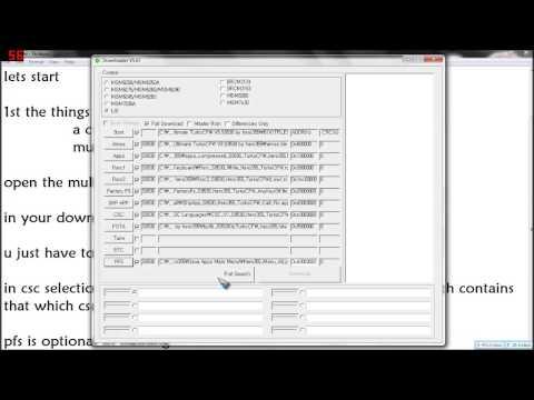 samsung s5380k flash loader download