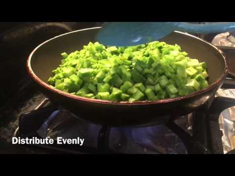 Easy Way to Cook Cactus Healthy