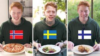 Vilket land i Norden har godast husmanskost?