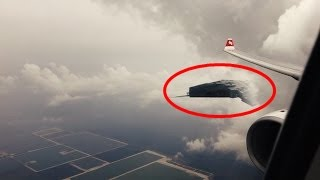 Top 5 REAL UFO Sightings from Plane