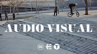 'AUDIO VISUAL' - DIG BMX X ETNIES IN BCN: Territories #4