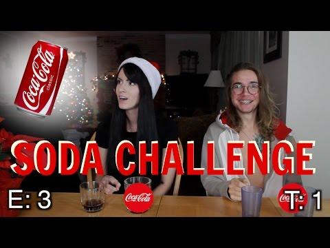 SODA CHALLENGE   Loser Gets A Makeover!