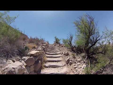 Big Bend Texas - Rio Grande Village Overlook