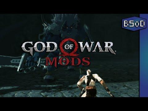 God of the Wild    Epic God of War Mod
