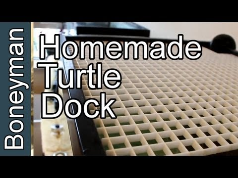 HOW TO MAKE A TURTLE DOCK IN 3 STEPS (Measure, Cut, Tie)