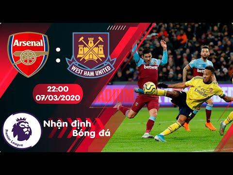 🔴Nhận định, soi kèo Arsenal vs West Ham 22h00 ngày 07/3/2020 - vòng 29 Premier League 2019/2020
