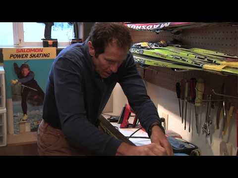 How to Wax Classic Skis