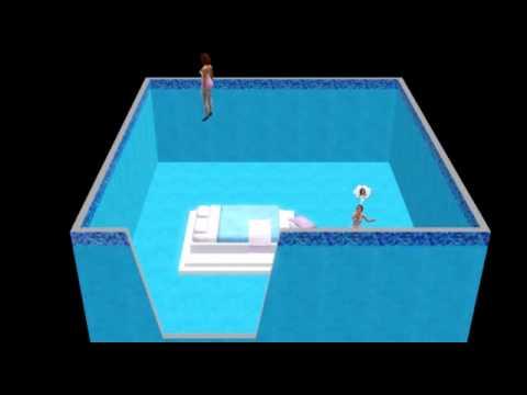 My weird Sims living UNDERWATER - Part 2
