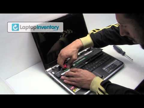 Gateway NV Laptop Repair Fix Disassembly Tutorial   Notebook Take Apart, Remove & Install