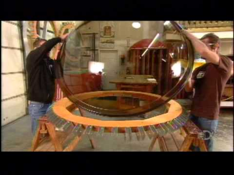 How Yurts are made