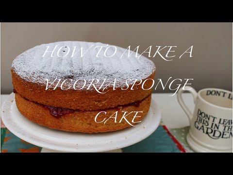 Mary Berry's All in one Victoria Sponge