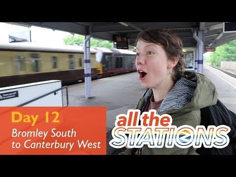 The Sandwich Paradox - Episode 8, Day 12 - Bromley South to Canterbury West