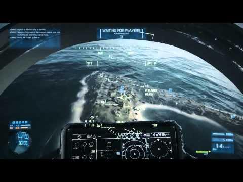 BF3 Jet joystick test