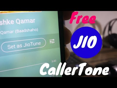 Jio CallerTune - How to Set Free CallerTune On Any Jio Number (New Method)