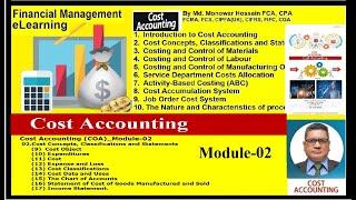 Cost Accounting (COA)_Module-02