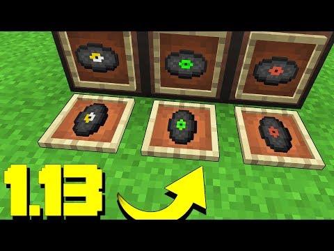 BEST UPDATE EVER!! Minecraft 1.13 Snapshot
